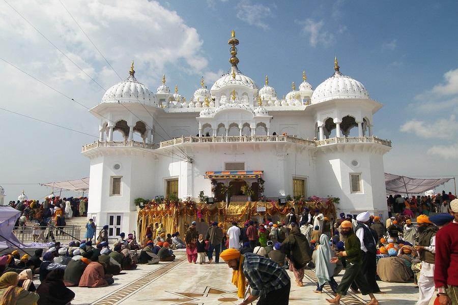 Punjab Gurudwara Tour